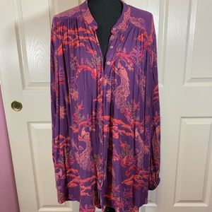 Free People Blouse - Large